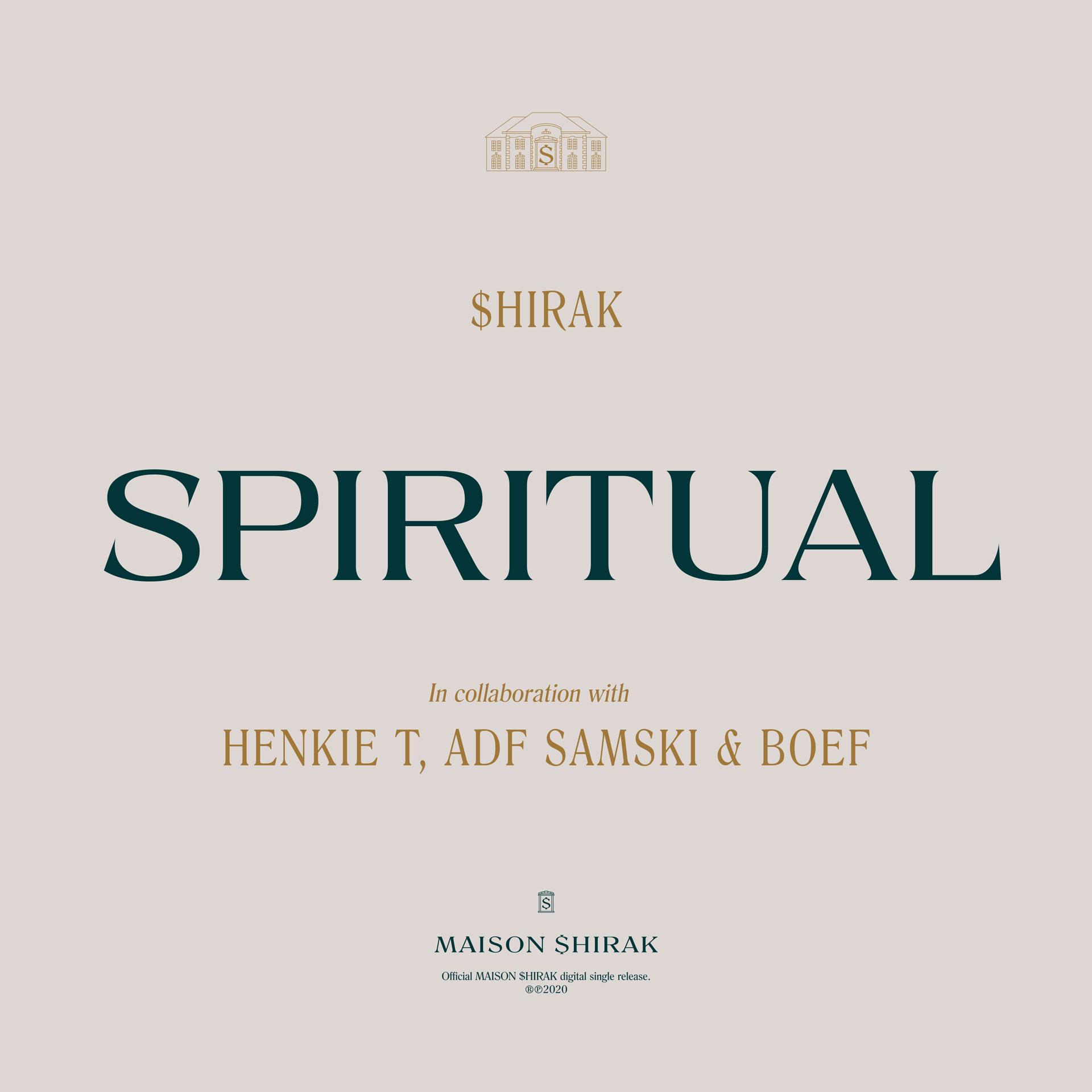 $hirak ft. Henkie T, ADF Samski & Boef – Spiritual
